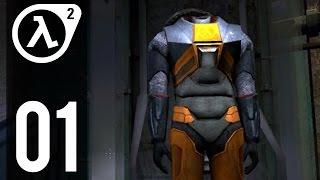 Half-Life 2 - Part 1 (Gameplay Walkthrough)