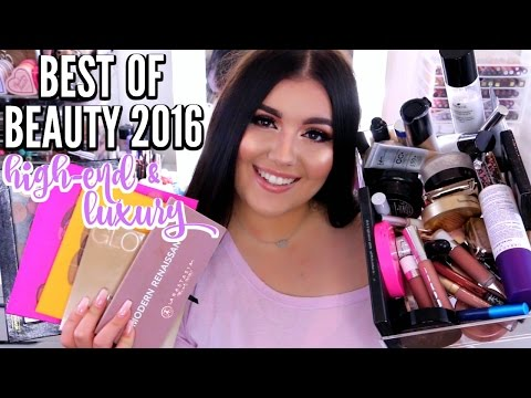 BEST OF BEAUTY | High-End & Luxury 2016 Makeup Favorites ♡ Deanna Borocz