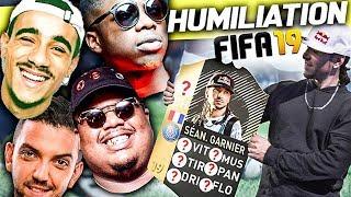 HUMILIATION À LA SOIREE FIFA19 Feat. MISTER V, JHON RACHID, MHD, NAZA, GRADUR, VEGEDREAM