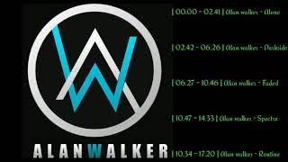 5 lagu Alan Walker album terpopuler 2018