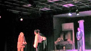Oedipus Scenes 12 and 13