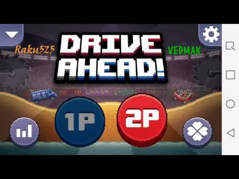 скачать игру на двоих Drive Ahead - фото 3