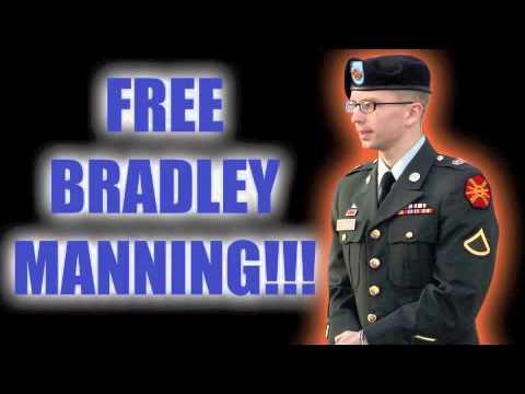 Bradley Manning's Statement - Increased Audio
