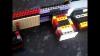 LEGO BARRET 50.CAL update