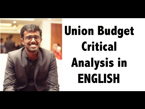 Union Budget 2017: Critical Analysis | UPSC Mains | Answer Writing | Highlights