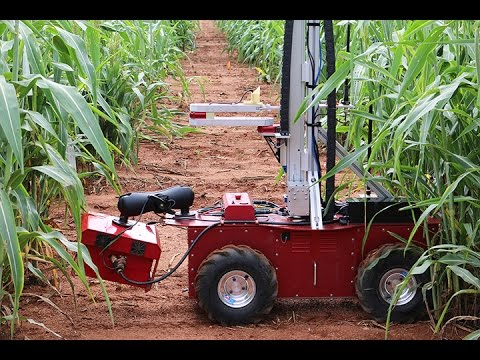 """""""Carnegie Mellon and Near Earth Autonomy robot and drones put on a show at Clemson"""""""