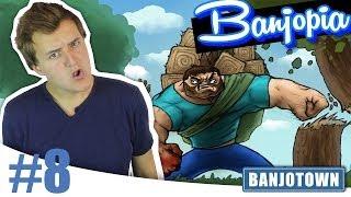 BANJOPIA #8: We hebben een GROOT probleeem!!