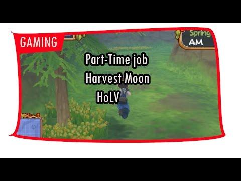 Part Time Job Harvest moon hero of leaf valley