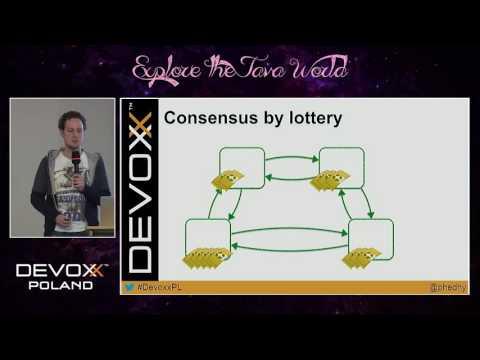 Devoxx Poland 2016 - Mark van Cuijk - Blockchain and distributed ledgers for developers
