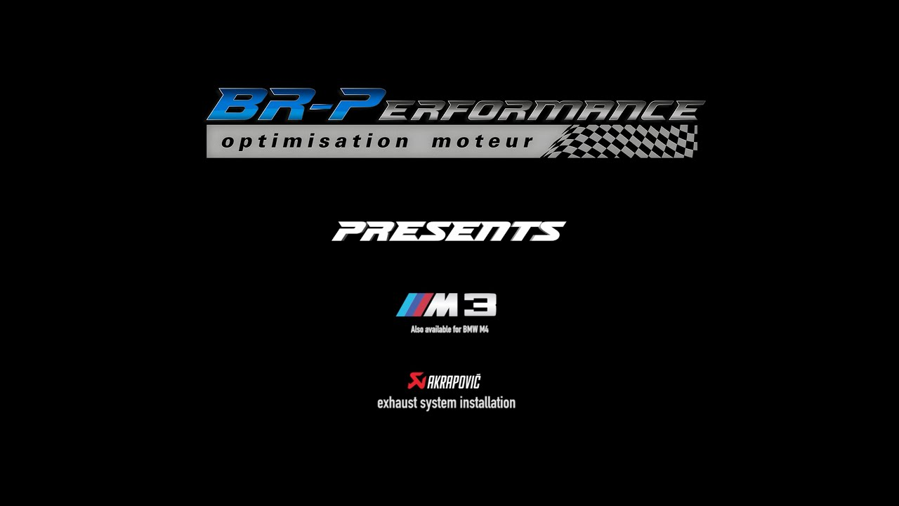 bmw m3 akrapovic exhaust system installation by br performance youtube. Black Bedroom Furniture Sets. Home Design Ideas