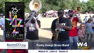 w4 news the 25th annual greater hartford festival of jazz 7 17 2016