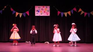 Hindi song kids dance