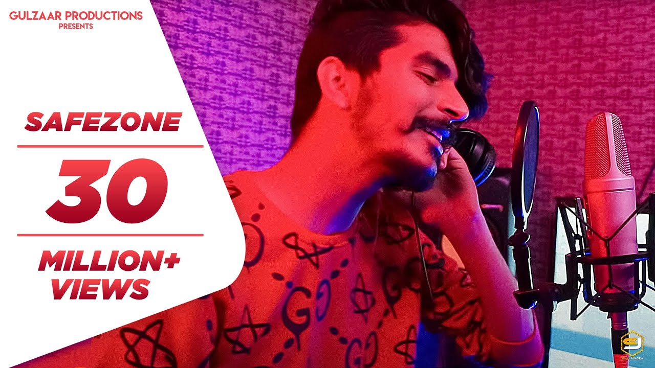 GULZAAR CHHANIWALA - SAFEZONE ( Official Video ) | Latest Haryanvi Song 2020