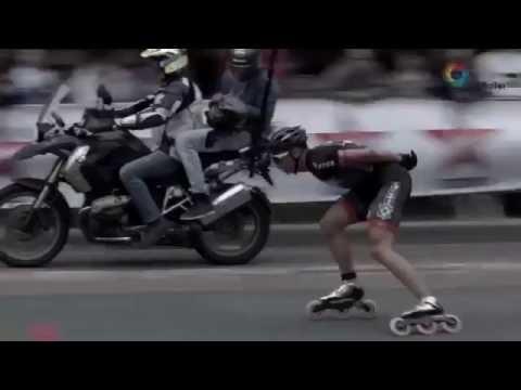 Dijon Inline Speed Skating Marathon 2016