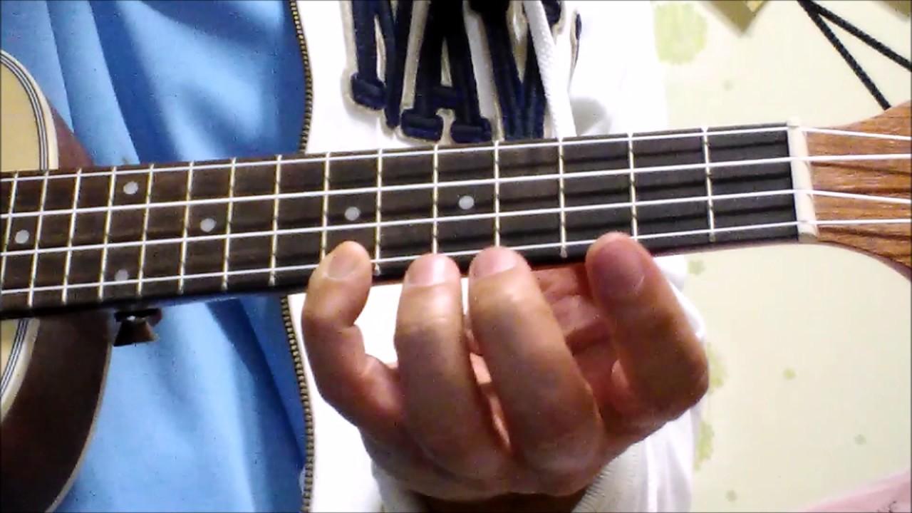 Arirang (Korean folk song) ukulele cover  아리랑 / 우쿨렐레 연주
