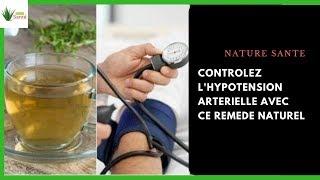 Comment Contrôler L'Hypotension Artérielle Avec Ces 5 Remèdes Naturels | Nature Sante