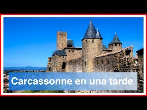 Pueblos bonitos del Sur de Francia (5/6). Carcassonne en una tarde.