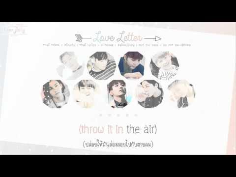[THAISUB] Love Letter (사랑쪽지) - Seventeen