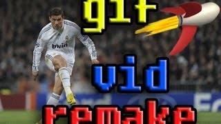 Cristiano Ronaldo rocket shoot vs Osasuna edited version