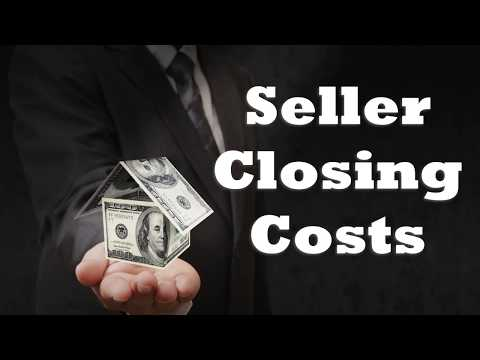 What are estimated closing costs for seller