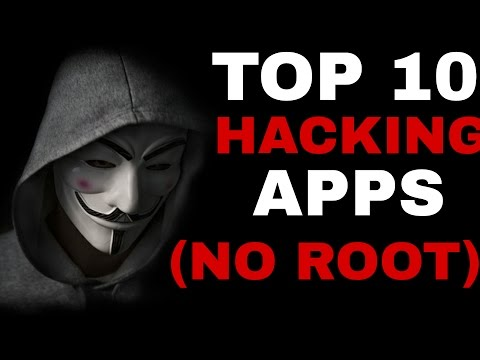 TOP 10 HACKING APPS -- FOR NON ROOTED DEVICE