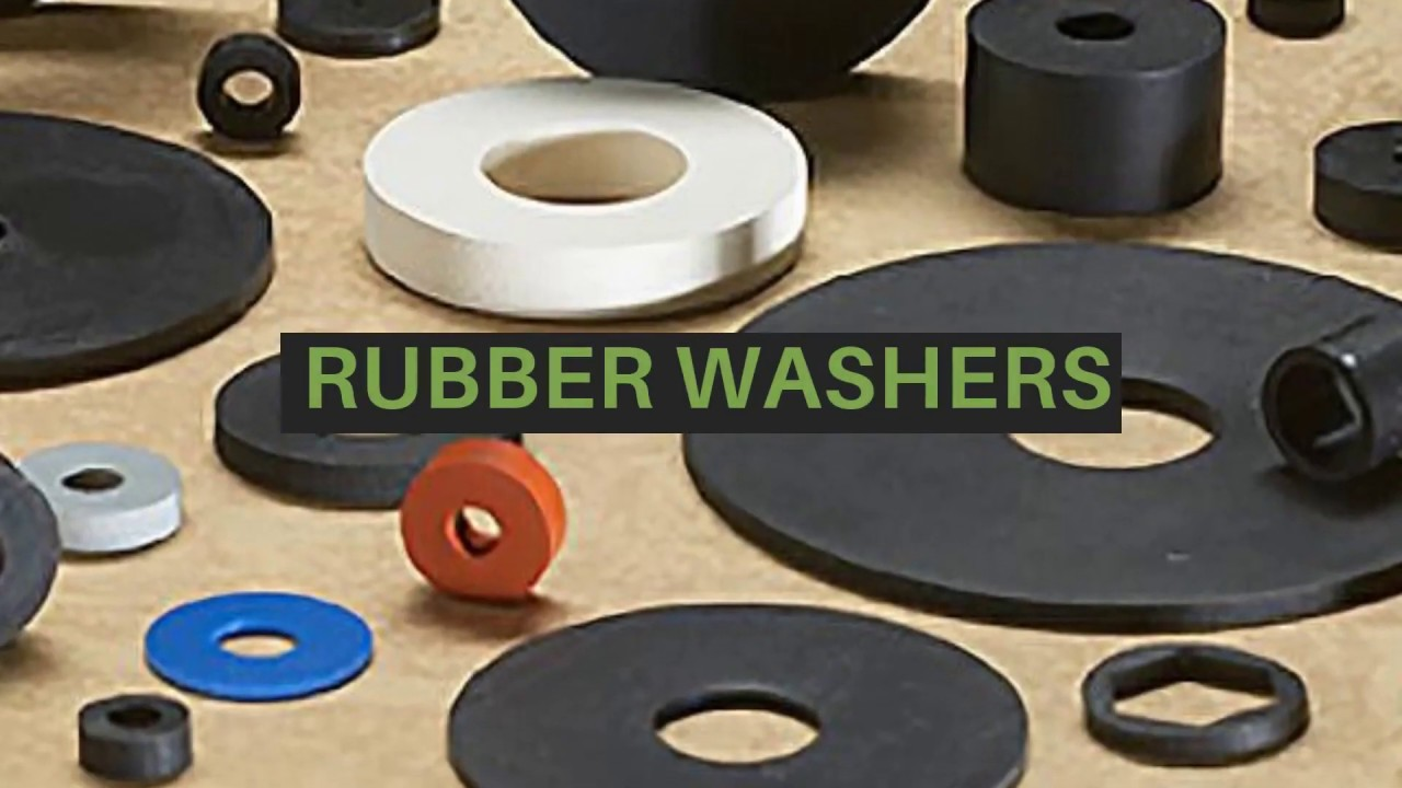Rubber Washers | Sealing Washers | Rubber Spacer | Thomas A  Caserta