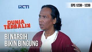DUNIA TERBALIK - Babeh Bos Bingung Bertemu Dengan Bi Narsih [12 Desember 2018]