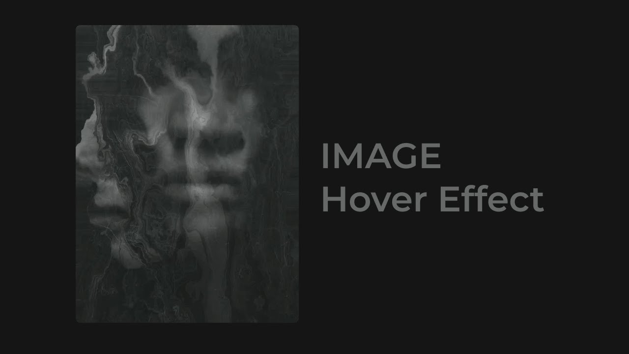 Liquid Image Hover Effect With JavaScript