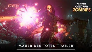Mauer Der Toten Trailer | Season Four | Call of Duty®: Black Ops Cold War - Zombies