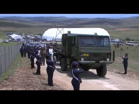 Nelson Mandela State Funeral: Part III