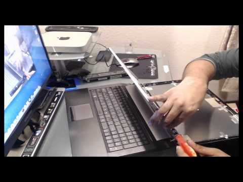 Laptop Screen Replacement / How To Replace Laptop Screen [ASUS N53JQ]