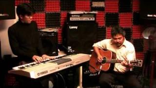 Zainal Abidin's Hijau Acoustic Cover (Guitar Malaysia)