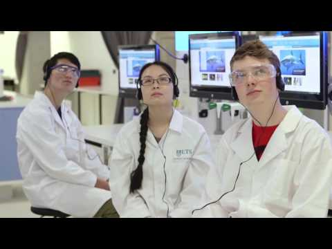 Inside the UTS: Science Super Lab