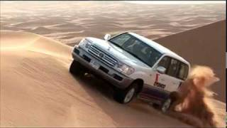 Dubai Desert Safari 4x4avi