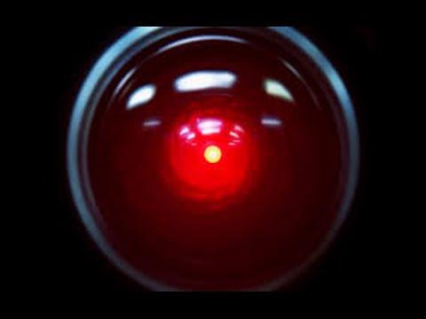 Random Thought Involving HAL 9000