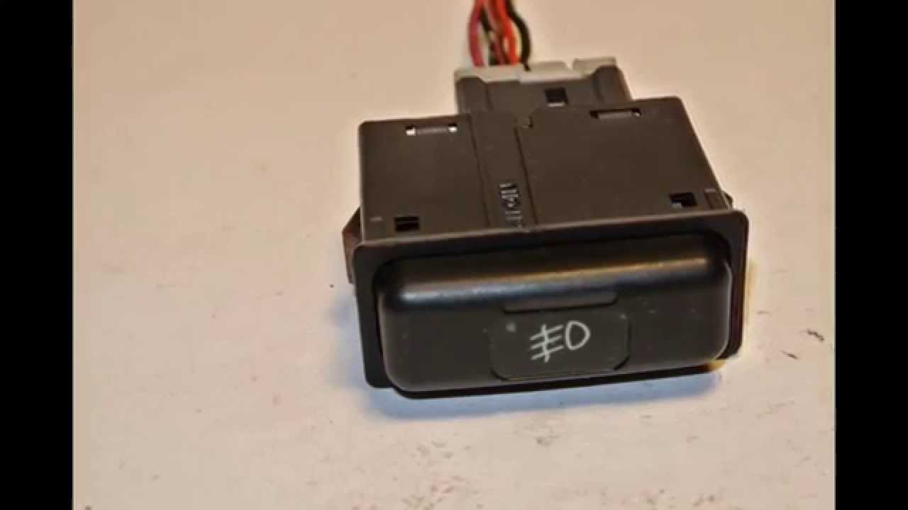 JDM 19941997    Honda       Accord    OEM    Fog       Light    Switch CD CD5  YouTube