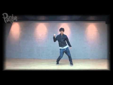 PANIA NLT   Let me know Choreo Tutorial mirrored choreographer by Lyle Beniga 파니아