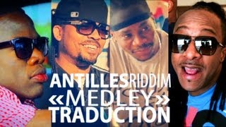 Erphaan Alves, Admiral T, Machel Montano & Kerwin Du Bois - Antilles Riddim Medley (VOSTFR)