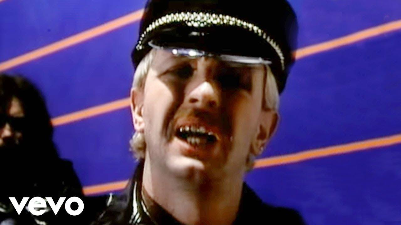 Judas Priest - Don't Go  Official Video