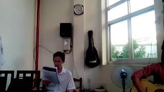 Bến sông chờ - Vọng Kim Lang - guitar - Đội văn nghệ sỹ AMD Bến Tre