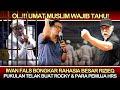 Oi...!! Umat Muslim Wajib Tahu❗️Iwan Fals Bongkar Rahasia HRS, Pukulan Telak Buat Rocky dan Kadroen