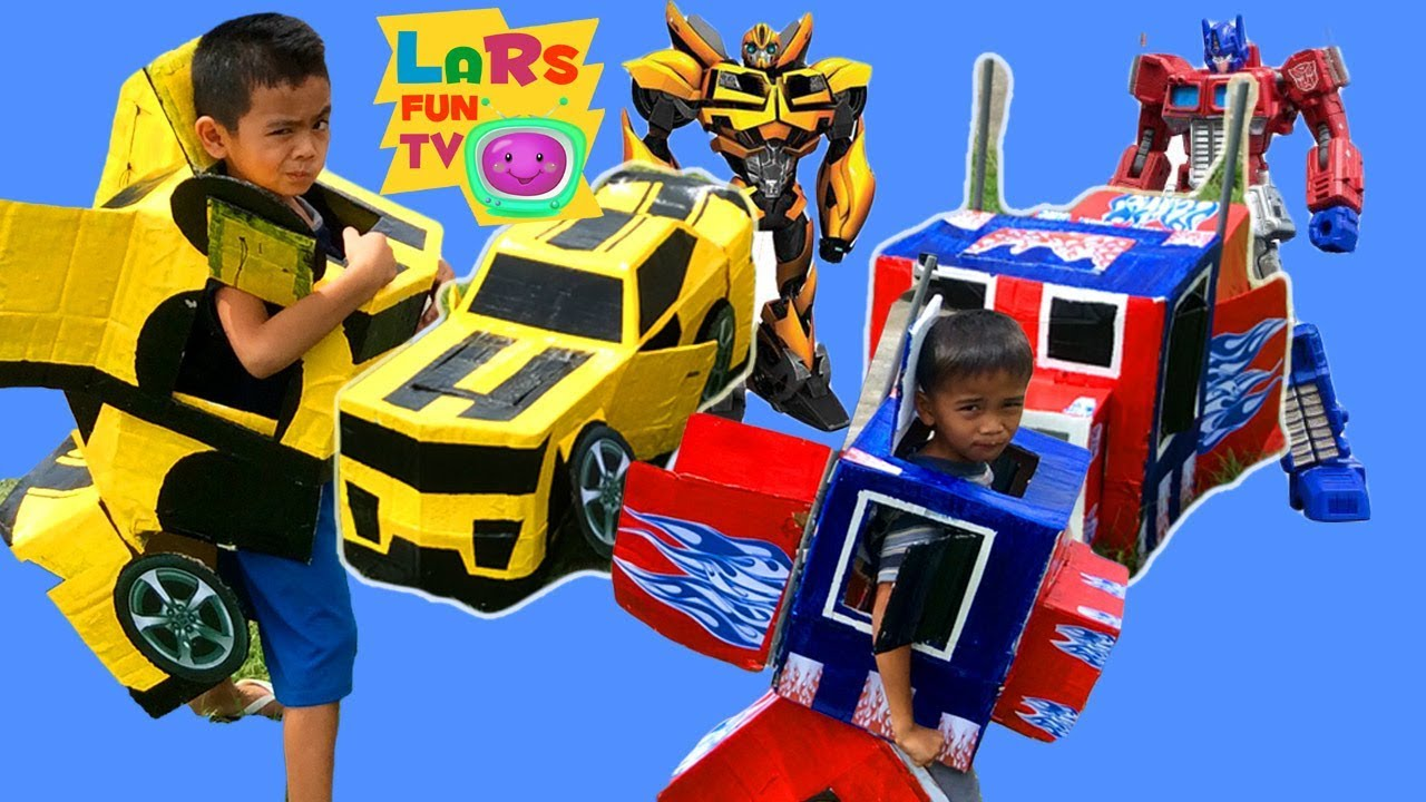 Transformers Child Costume HALLOWEEN
