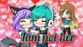 I'm not her |GMV| gacha studio music video💖