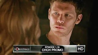 The Originals 1x19 Canadian Promo - An Unblinking Death [HD]