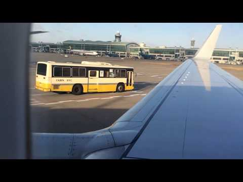 Korean Air Flight KE720 Taxiing At Incheon International Airport, Korea