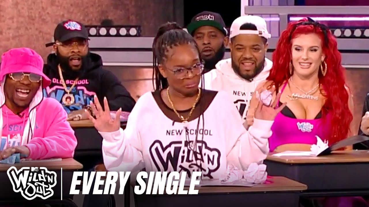 Download Every Single Kick 'Em Out The Classroom (Season 15) 📚 Wild 'N Out