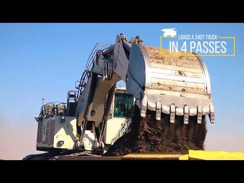Liebherr - Mining Excavator R 9400 Tier 4f
