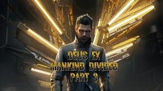Продолжаем проходить продолжение шедевральной серии Deus Ex на максимальной сложности Приятного просмотра
