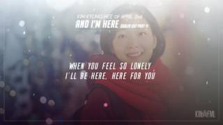 [3.77 MB] 김경희 (Kim Kyung Hee) – And I'm here Lyrics [도깨비 Goblin OST Part 11]