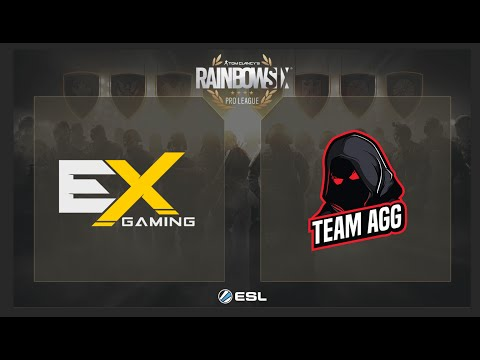 eXcellence Gaming vs. Team AGG - Rainbow Six Pro League on Xbox - NA - Playday 6